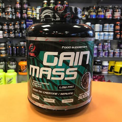 gain mass nutrition paris 17