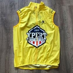 zipper bike yellow