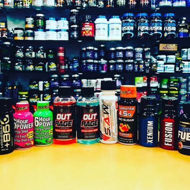 produits nutrition sportive