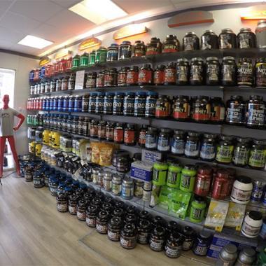 boutique nutrition sportive Clichy sur seine