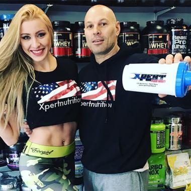 xpert nutrition sportive